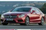 新款奔驰CLS正式上市 售71.8万-98.8万元