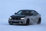 新一代BMW M2北极圈测试谍照 11月上市