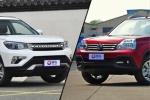 15万元买辆四驱紧凑级SUV CS75对比MX6