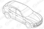 曝玛莎拉蒂SUV国内申报图 有望2016年引入
