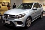 奔驰GLE级正式上市 售77.80万-198.80万元