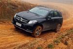 试驾体验奔驰GLE SUV 综合产品力提升