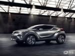 丰田C-HR概念车量产版将于2016年3月亮相
