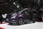 本田STEPWGN东京车展发布 搭1.5T发动机