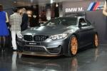 2015东京车展 宝马M4 GTS量产版正式发布