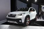 斯巴鲁Viziv Future概念车东京车展发布