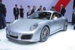 保时捷新款911将于11月广州车展国内首发