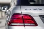奔驰GLE 500 e将入华 纯电动续航30公里