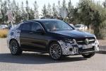 奔驰GLC Coupe测试谍照 比宝马X4颜值高