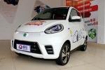 知豆D2到店实拍 5万元酷炫纯电动微型车