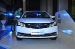 吉利帝豪EV正式上市 售22.88万-24.98万元
