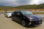 体验丰田第四代普锐斯 全面提升/油耗2.5L