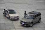 斯柯达Yeti对比明锐 15万元选SUV还是轿车