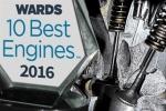搭载2016沃德十佳引擎的车中国能买到吗?