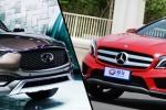 前卫与品位之争 英菲尼迪QX30 VS奔驰GLA