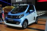 众泰E200 2016年上市 欲当中国版smart EV