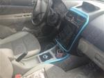 北汽EV200改款谍照曝光 换装超大尺寸竖屏