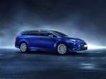 丰田发布新款Avensis官图 日内瓦车展首发