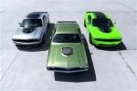 道奇发布挑战者Shaker系列官图 含3款新车