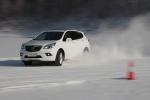 别克SUV家族冰雪试驾 不同四驱形式应对