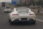 奔驰AMG GT国内谍照 或3月份同步上市