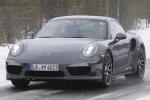 保时捷911 Turbo S改款谍照曝光 9月发布