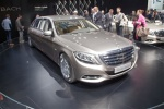 迈巴赫S600 Pullman图解 车身长度超6米