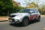 试驾中华V3 1.5T T动力撬动小型SUV市场