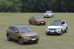 横评四款高关注度10-15万元级家用SUV