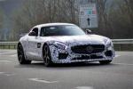 AMG GT高性能版谍照曝光 预计2016年发布