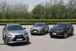 评测雷克萨斯NX全系 颜值爆表的T动力SUV