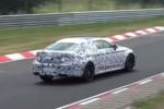 新奔驰C63 Coupe谍照曝光 将于9月发布