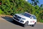 试驾新款众泰T600 13万搞定2.0T城市SUV