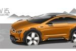 宝马将推全新豪华跨界车i5 或2020年发布