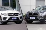 终于迎来挑战者? GLE运动SUV对比X6