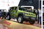 新款北京40有望明年初上市 或搭2.0T动力