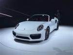 保时捷新款911 Turbo发布 动力性能提升