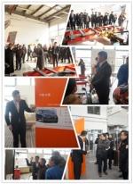 上海腾众钣喷样板店认证仪式圆满结束