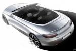曝全新奔驰C级敞篷设计图 日内瓦车展发布