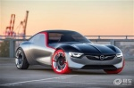 欧宝GT概念车确定不量产 3月将亮相日内瓦