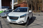 华泰电动SUV xEV260亮相 4月上市销售