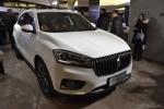 宝沃BX7国内首发亮相 北京车展上市