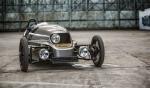 摩根EV3发布 经典电动三轮车诞生