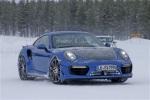 保时捷911 GT2 RS谍照曝光 最强911将回归