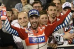 杜卡迪MotoGP首站告捷 Dovizioso表现出色