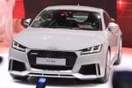 奥迪TT RS Coupe全球首发 这个TT可不好惹