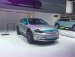 观致3EV电动概念车发布 续航里程350公里