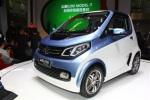 众泰E200北京车展上市 终端售价5.98万元