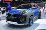 起亚KX5 X-Car概念车发布 X-战警特别版