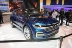 MQB平台新SUV展望版 大众SUV概念车图解